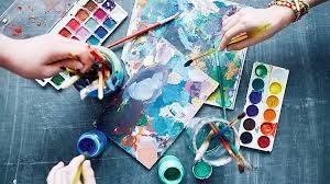 Обучающий курс «Арт-терапия: развитие через творчество»